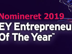 EY´s Entrepreneur pris 2019